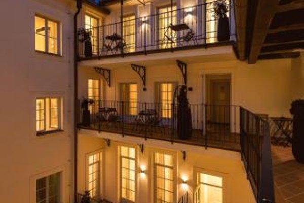 Old Royal Post Apartments - фото 23