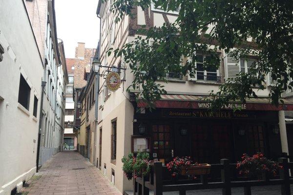 Gite Petite France - фото 16