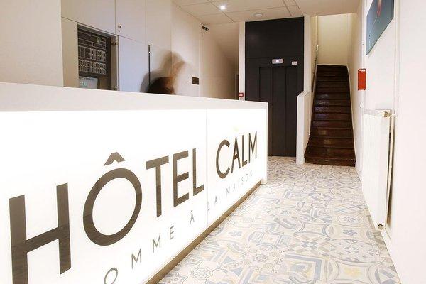 Hotel Calm Lille - фото 15