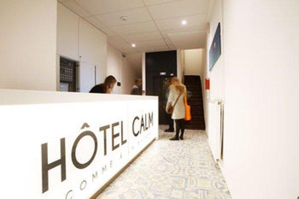 Hotel Calm Lille - фото 16