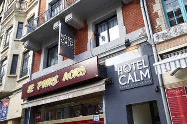 Hotel Calm Lille - фото 20