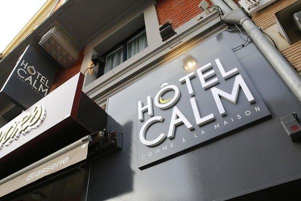 Hotel Calm Lille - фото 21