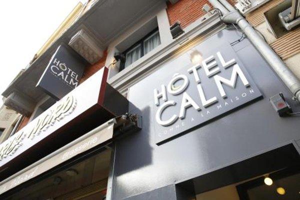 Hotel Calm Lille - фото 22