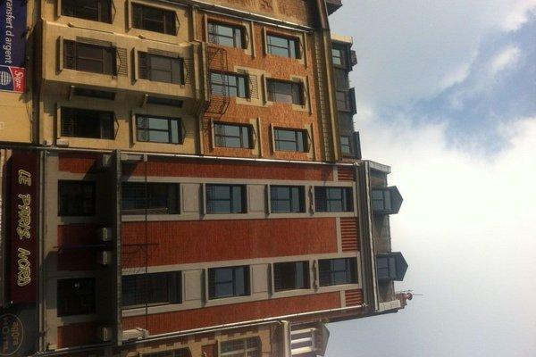 Hotel Calm Lille - фото 23