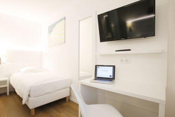 Hotel Calm Lille - фото 6