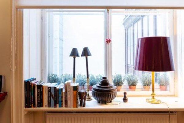 Apartment Schottenring - фото 21