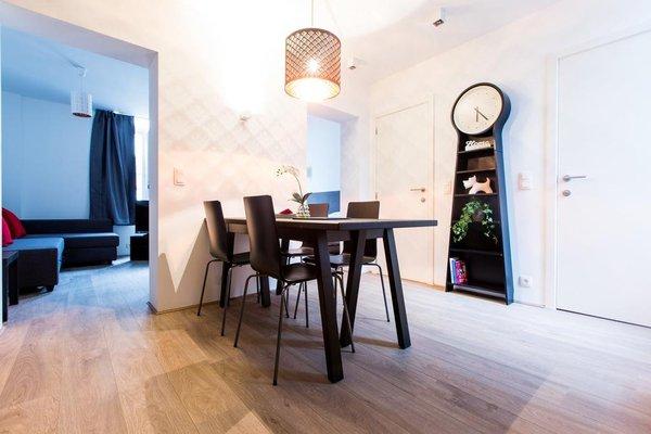 Cityzen Apartments Fine Arts - 10
