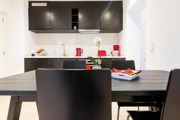 Cityzen Apartments Fine Arts - 14