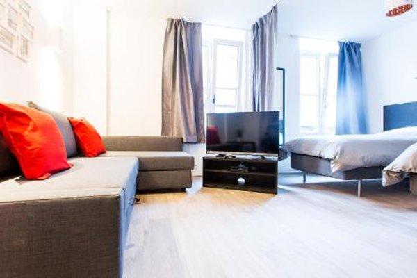 Cityzen Apartments Fine Arts - 5