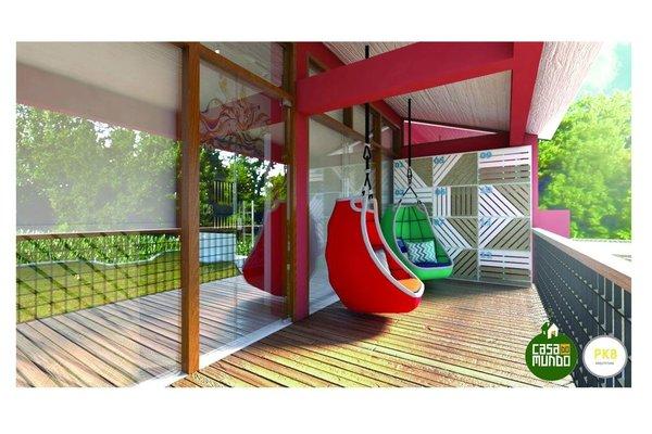 Hostel Casa Do Mundo - фото 50
