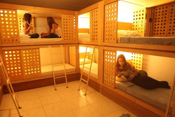 Hostel Casa Do Mundo - фото 12