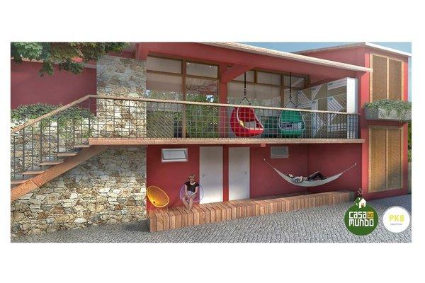 Hostel Casa Do Mundo - фото 22