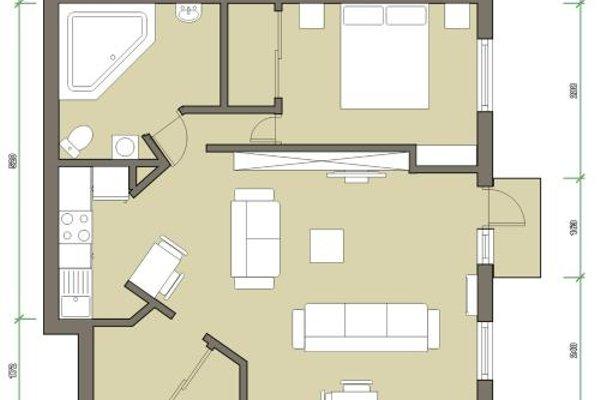 Апартаменты «Aparton Комаровский рынок» - 22