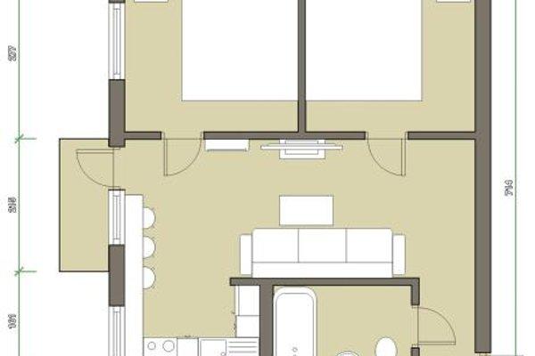 Апартаменты «Aparton Комаровский рынок» - 23