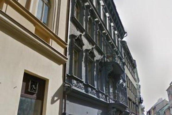 Soukenicka apartments - фото 22