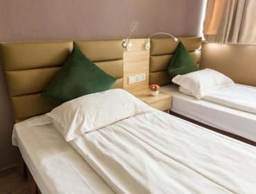 Хостел Shanghai Blue Mountain Bund Youth Hostel