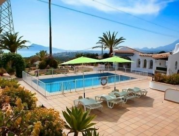 Апартаменты Rental Villa Casa Fanny - Altea, 5 bedrooms, 10 persons