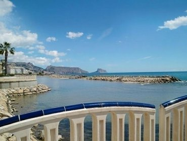 Апартаменты Rental Apartment Luna - Altea, 2 bedrooms, 6 persons