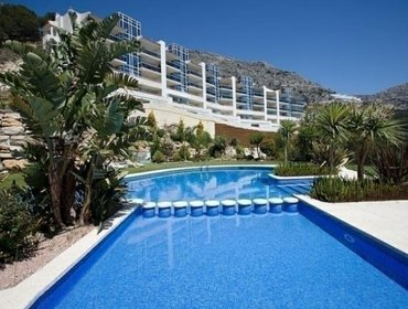 อพาร์ทเมนท์ Rental Apartment Jardines - Altea, 3 bedrooms, 6 persons