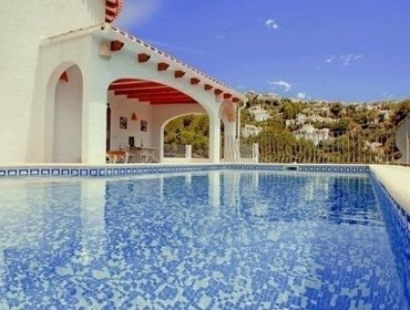 Apartments Rental Villa Casa Rita - Pego, 2 bedrooms, 4 persons