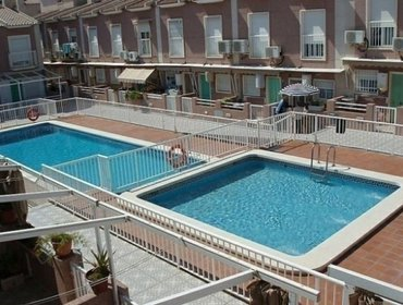 Apartments Rental Villa Tamarit Beach 10 - Santa Pola, 2 bedrooms, 4 persons