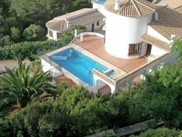 Apartments Rental Villa Casa Medi - Pego, 3 bedrooms, 6 persons