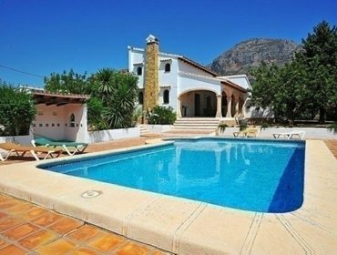 Apartments Rental Villa Valls Tosals - Javea, 3 bedrooms, 6 persons