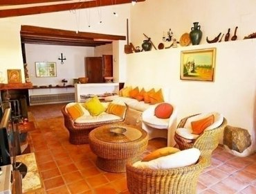 Apartments Rental Villa Casa Paratella - Benissa, 2 bedrooms, 4 persons