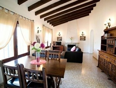 Apartments Rental Villa Casa Halibut - Benissa, 2 bedrooms, 4 persons