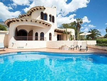 อพาร์ทเมนท์ Rental Villa Luz y Paz - Altea, 2 bedrooms, 4 persons