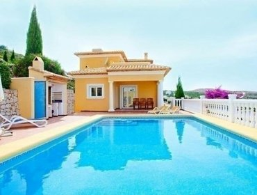 Apartments Rental Villa Levante - Pego, 3 bedrooms, 6 persons