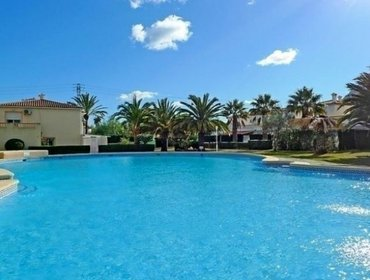 Апартаменты Rental Apartment Urb El Cortijo Sur - Denia, 2 Bedrooms, 4 Persons