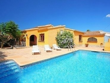 Апартаменты Rental Villa Las Canas - Denia, 2 Bedrooms, 4 Persons