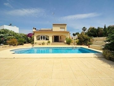 Apartments Rental Villa Anguilaga - Javea, 2 Bedrooms, 4 Persons