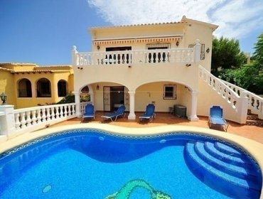 Apartments Rental Villa Cds 50-P - Benitachell, 3 bedrooms, 6 persons