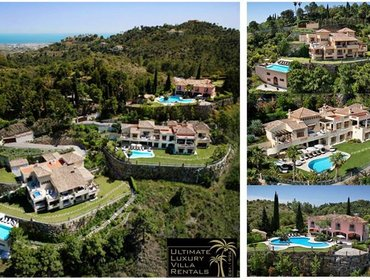 อพาร์ทเมนท์ Casa San Bernardo - 7 Bedroom House in Benahavis