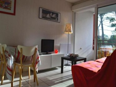 Апартаменты Rental Apartment ACCALMIE - Capbreton, 1 bedroom, 4 persons