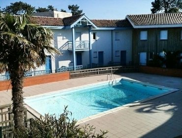 Апартаменты Rental Apartment La Canonniere - Lege-Cap-Ferret, studio flat, 4 persons