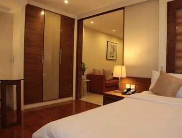 อพาร์ทเมนท์ Studio Styled Apartment near Bitec #2
