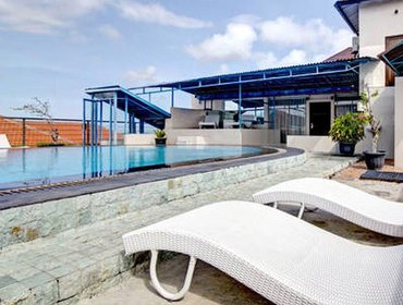 Apartments Studio Apartment in Kuta
