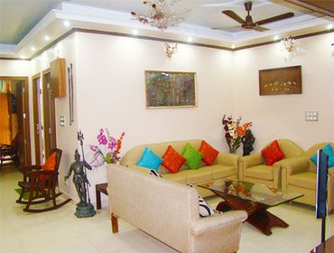 Apartments B&B in Bustling Markets in Delhi