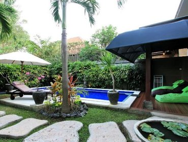 Apartments Tunjung Villa, 2 Bedroom, Oasis in Kuta