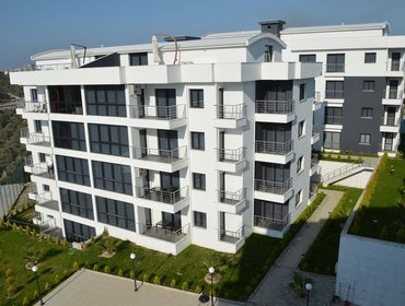 อพาร์ทเมนท์ Amazing  3 Bedroom Duplex Apartment in Kusadasi with Aircon, Parking, Pool, Gym and Balcony