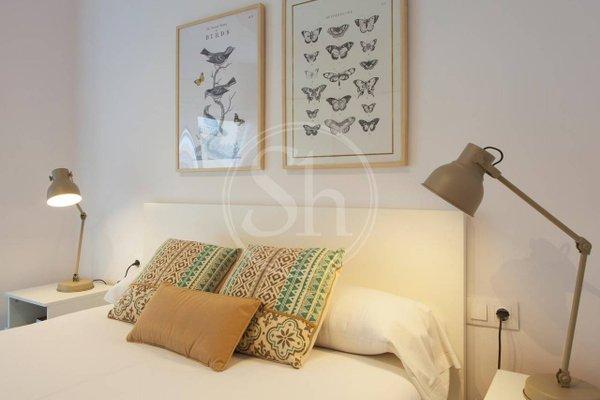 Apartment Madrazo - фото 16