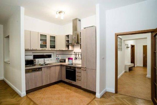 Prag Zentrum Apartments - фото 14