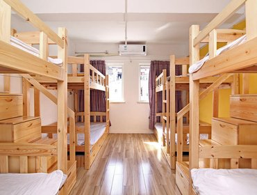 Хостел The Phoenix Hostel Shanghai