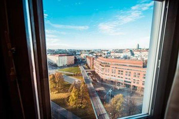 Forenom Hostel Helsinki Merihaka - фото 20