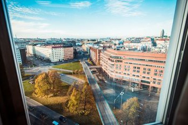 Forenom Hostel Helsinki Merihaka - фото 21