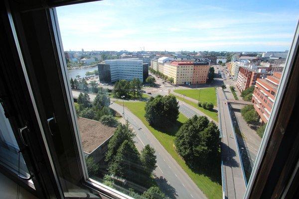 Forenom Hostel Helsinki Merihaka - фото 22