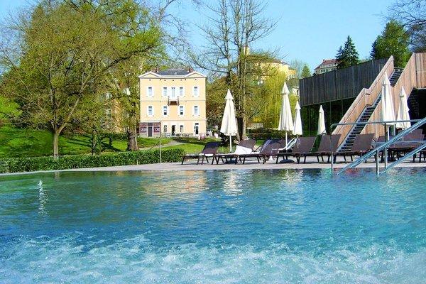 Villa Clar im Park - Therme - Weingut Hartinger - 10